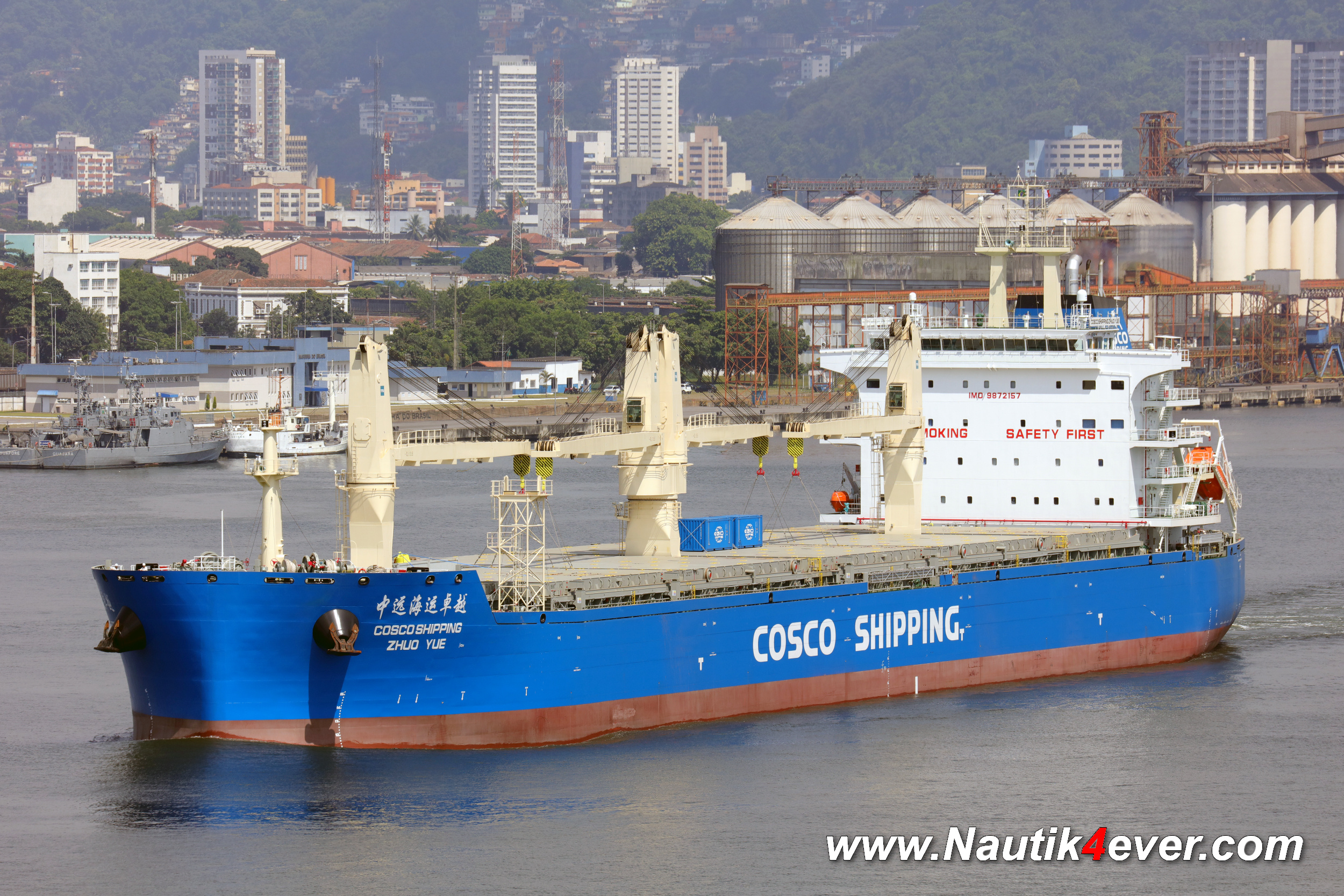 COSCO Shipping Zhuo Yue
